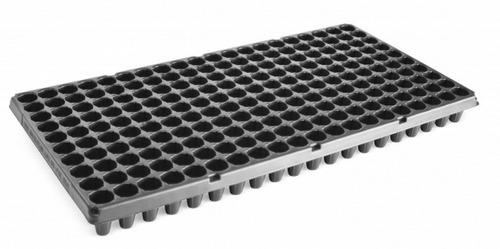 bandeja para produção de mudas 200 células - 10 unidades