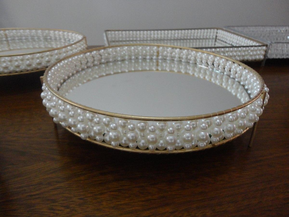 Bandeja pedraria cristal r 135 00 em mercado livre - Bandejas de cristal ...
