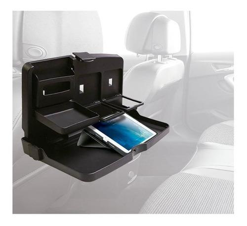 bandeja plegable multiproposito auto asiento posavasos 10kg