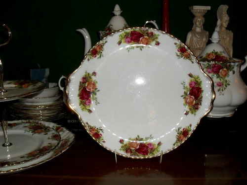 bandeja porcelana inglesa royal albert england