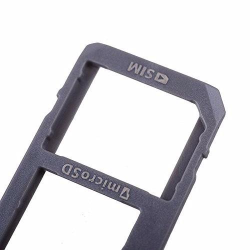 bandeja porta sim-sd samsung s7 / s7 edge repuesto orig