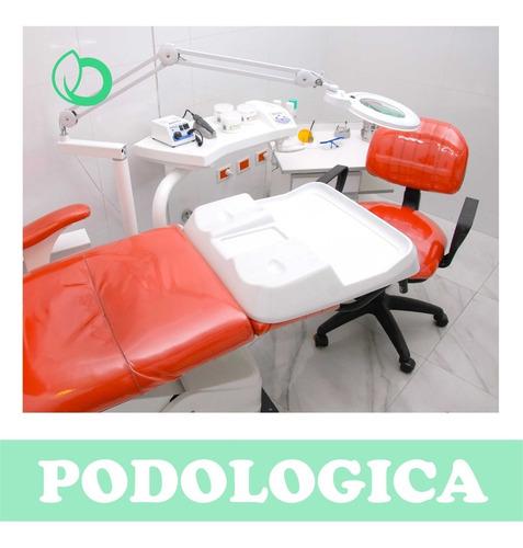 bandeja posapié aymará método optium | podología  enfermería