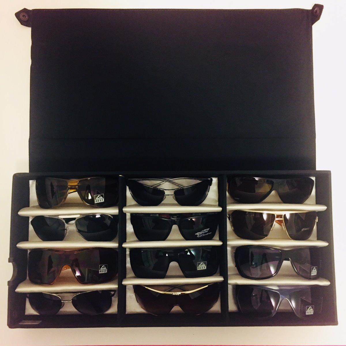 d19fe28a3 Bandeja Solar Curva 8 Nicho Expositor Organizador 12 Óculos - R$ 19,90 em  Mercado Livre