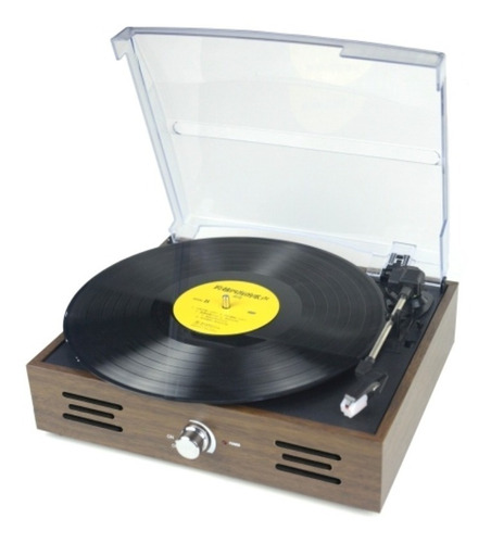 bandeja tocadiscos vinilo wincofon vintage aux winco w408 ep