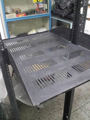 bandeja ventilada para rack 25x17 (63x43 cms)