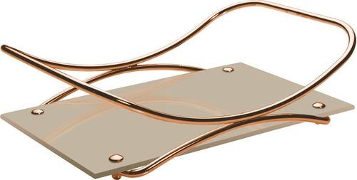 bandeja wings rosé gold - 30 x 40 cm - esp. bronze