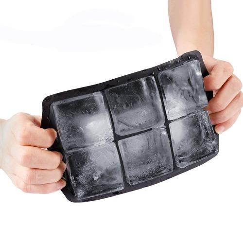 bandejas de cubitos de hielo set de 2, molde  + envio gratis