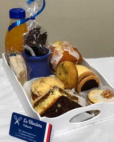 bandejas de desayuno ,meriendas , box dulce, pasteleria art.
