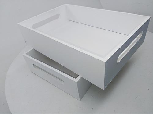 bandejas fibrofacil 6mm pintadas 20x30 cm ideal por 5