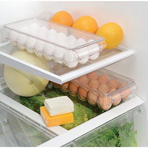 bandejas para huevos,interdesign cubierto de sujeción de..