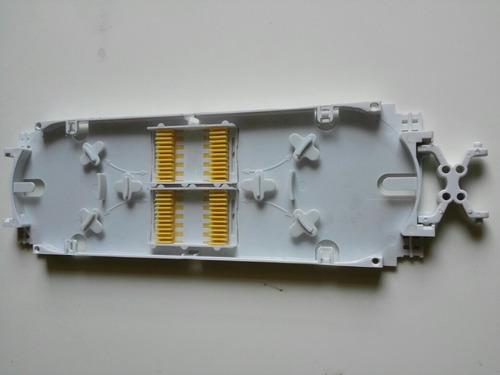 bandejas para manga de fibra óptica tyco y plp