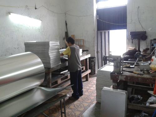 bandejas para panaderia nuevas