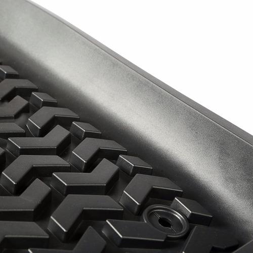 bandejas piso rugged ridge, silverado 2500 2.015+ 4 p, negra
