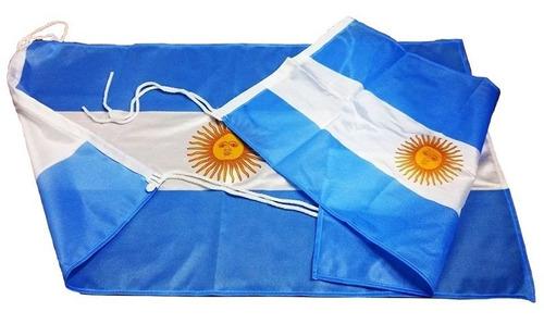 bandera argentina 90 x 60 cm copa america 2019  x1