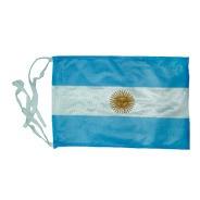 bandera argentina con sol 30x40 cm (no envios)