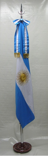 bandera argentina de flameo *90x150cms* - directo de fábrica