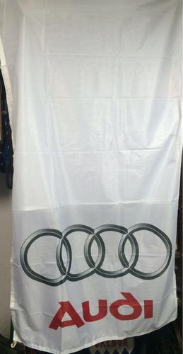 bandera audi ((( original alemania!!! )))