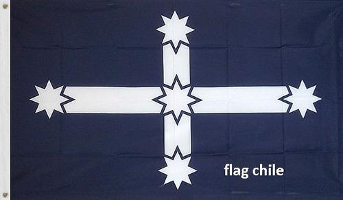 bandera australia eureka excelente regalo 150cm x 90cm
