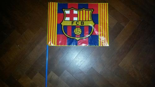 bandera barcelona gradas camp nou final supercopa 2012