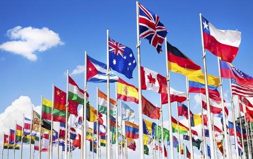 bandera de irlanda 150x90cm. banderas del mundo y temáticas