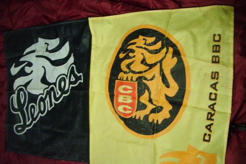 bandera de los gloriosos leones del caracas