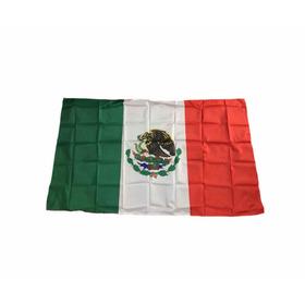Bandera De México Seleccion Mexicana Medidas 150x90cm  Mf-40