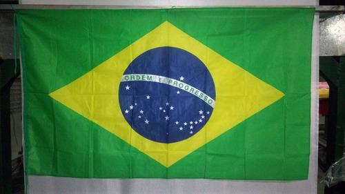 bandera de países 90 x 60 cm oficiales refuerzo y sogas
