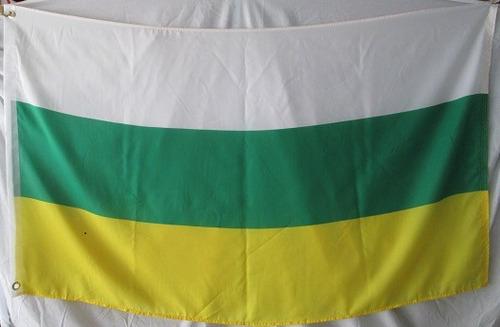 bandera de palmira valle (tamaño 90x150cms) doble faz poly