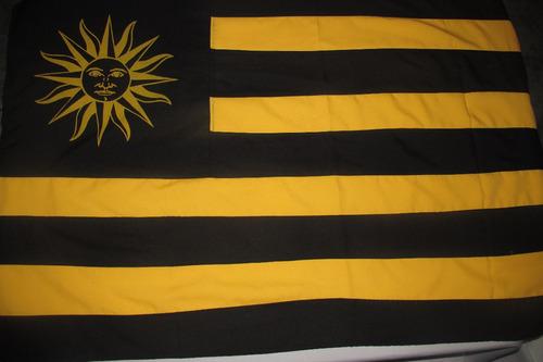 bandera de peñarol de tela