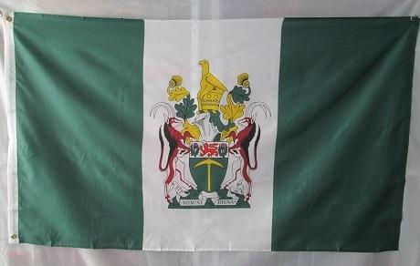 bandera de rhodesia (tamaño 90x150cms) doble faz