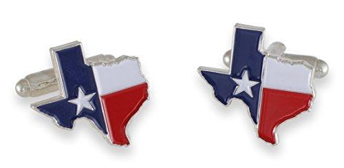 Bandera De Texas Lone Star Esmalte Gemelos + Barra De Unión ...