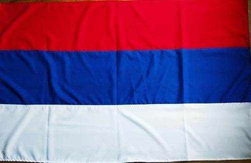 bandera del frente amplio en tela