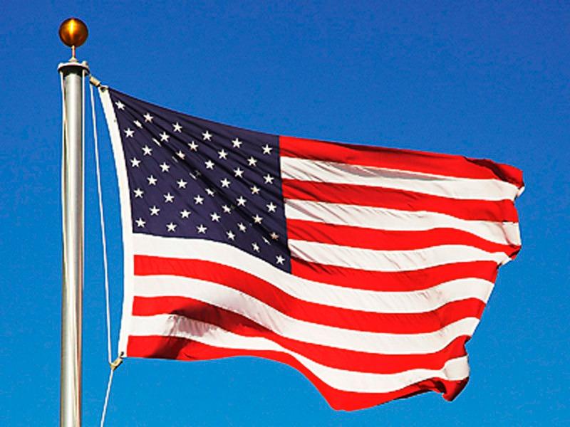 Bandera Estados Unidos De 1 82 X 3 04 Mt Uso Pesado Exterior