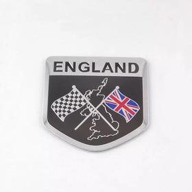 Bandera F1 Inglaterra Universal Todos Los Coches