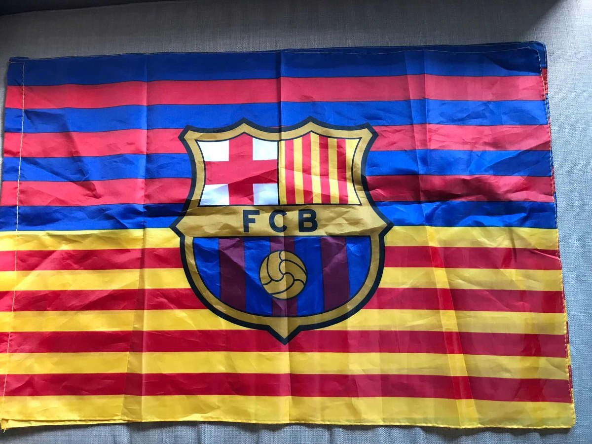 4e8077db45b24 bandera fc barcelona. Cargando zoom.