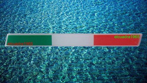bandera insignia símbolo de italia