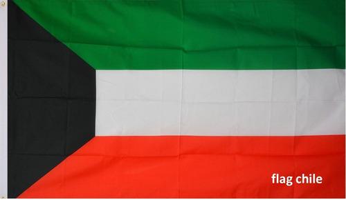 bandera kuwait excelente regalo 150cm x 90cm