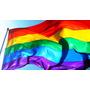 Bandera Gay Rainbow Pride Flag Lgtb