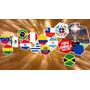 Oferta Agotar Stock Banderas Chile Y Países Copa América