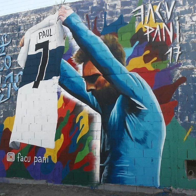 Murales Futboleros