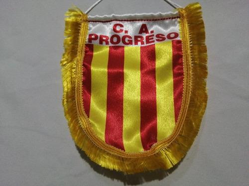 banderín club atlético progreso