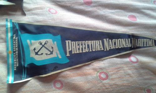 banderin de la prefectura nacional maritima