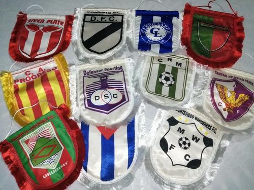 banderín defensor sporting club fútbol