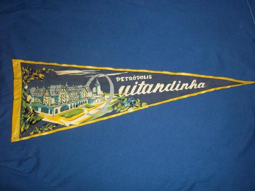 banderin petropolis quitandhina brasil