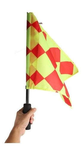 banderines juez banderin linea lineman arbitro asistente