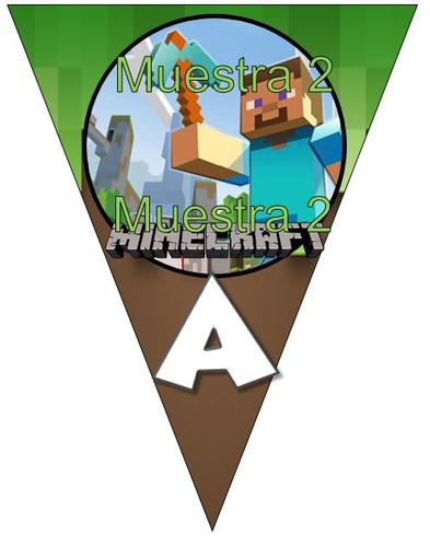 banderines minecraft