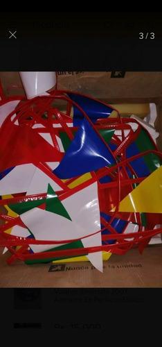 banderines multicolor los auténticos