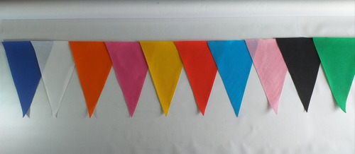 banderines publicitarios en tela impermeable o en tela pop