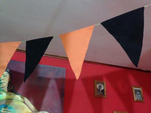 banderines tela