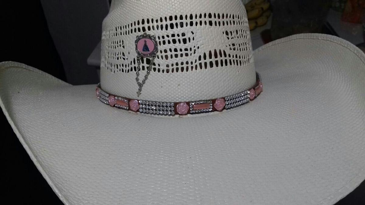 c85a6566ee6ac bandinha para chapéu strass. Carregando zoom.